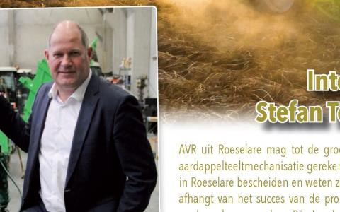 Interview with our Director Stefan Top in Tractor Power